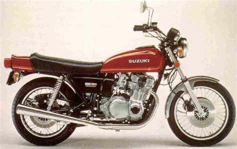 1977 Suzuki Gs750 Suzuki Gs 750 1977 Motorcycles Specifications