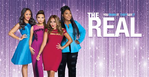 The Real Talk Show Giveaways - the real a daytime talk show with co hosts adrienne bailon loni love tamera