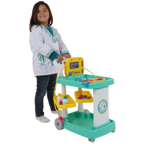 Dokter Playset Trolley 5 Make Believe Toys For Your Doctor Or