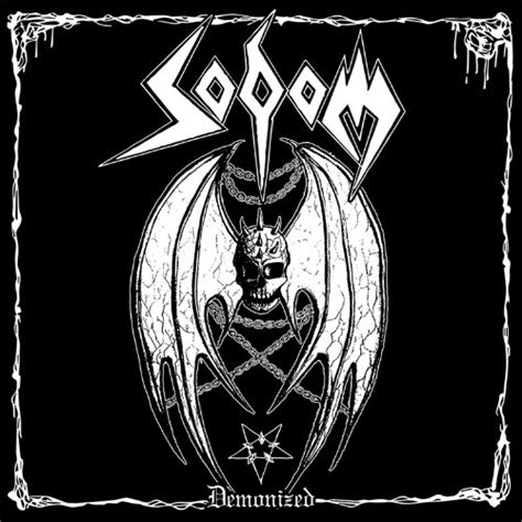 Cd Sodom Code season of mist sodom demonized cd thrash crossover