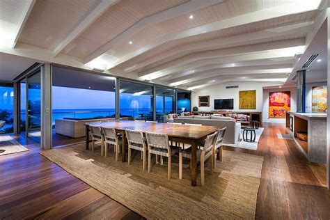 Furniture Floor Planner private beach house overlooking the ocean amazes with its