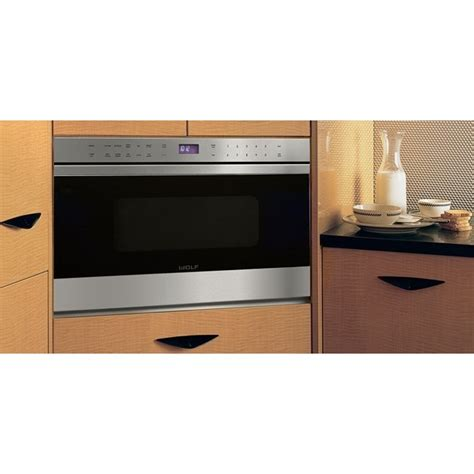 Wolf 30 Microwave Drawer by Wolf Md30tes 30 Quot Microwave Drawer Transitional