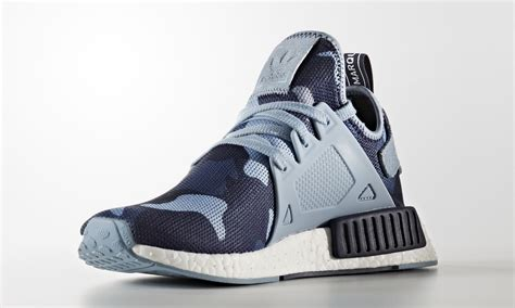 Adidas Xr One 1 blue camo adidas nmd xr1 sole collector