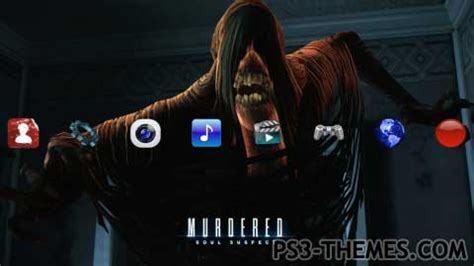 slideshow themes ps3 ps3 themes 187 murdered soul suspect slideshow theme