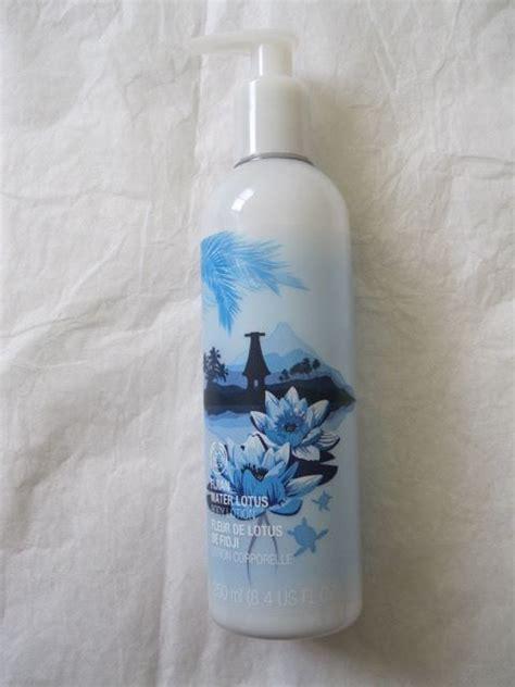 The Shop Fujian Water Lotus Lotion 250ml the shop fijian water lotus lotion review