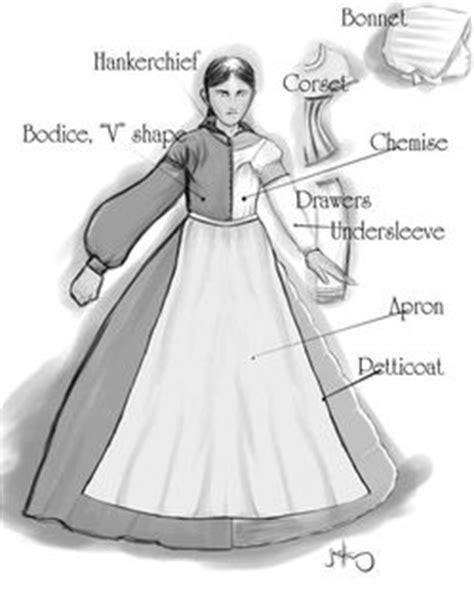 1860's fashion civil war fashion