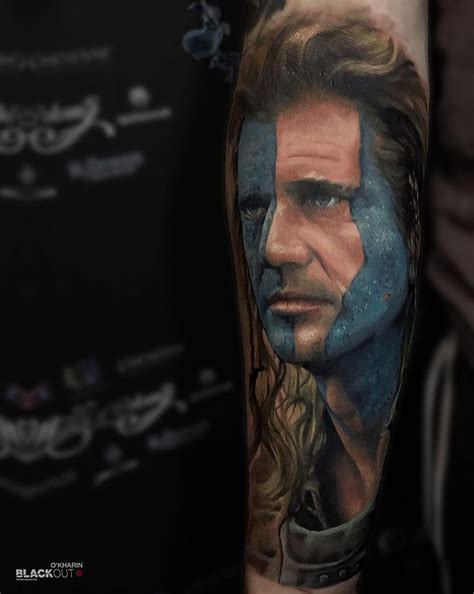 braveheart tattoo designs william wallace tattoos pictures to pin on