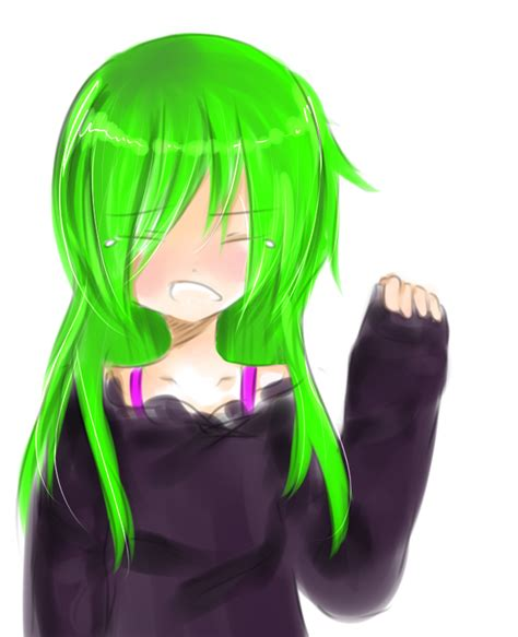 Anime Yawn by The Yawn By Pomelonian On Deviantart