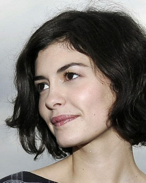 hairstyles for thick ugly hair 25 best ideas about audrey tautou on pinterest women s