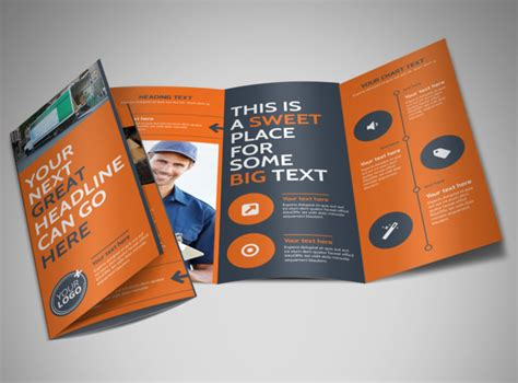 Moving Company Brochure Template Mycreativeshop Moving Company Flyer Template