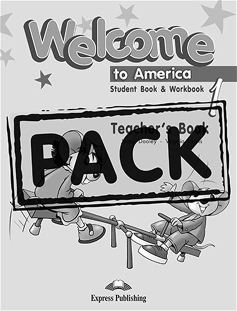Welcome to America 1 Student Book & Workbook | Express