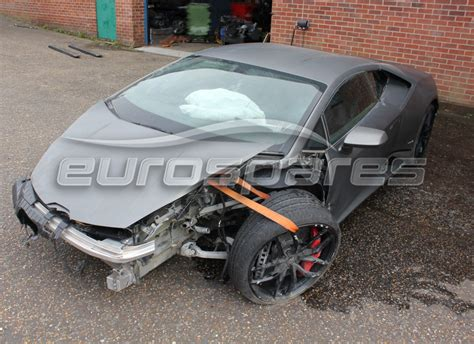 Lamborghini Parts Uk Breaking Lamborghini Huracan Lp610 4 Coupe For Spares