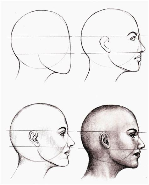 how to draw doodle faces easy on how to draw a person step by step