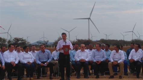 enel sede di potenza inaugurazione della centrale eolica sureste i fase ii di