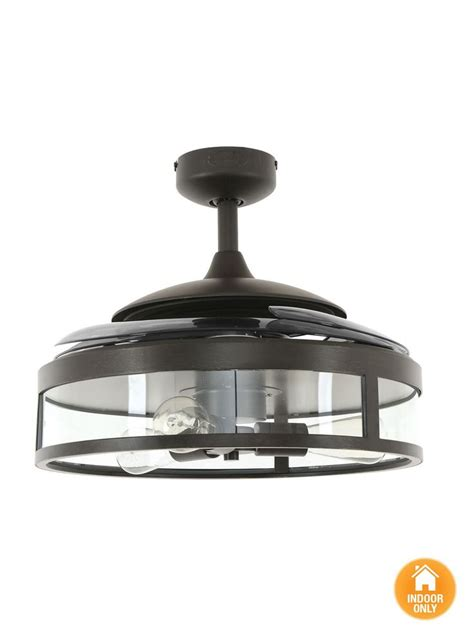 ceiling fan with clear retractable blades and light best 25 ceiling fan blade covers ideas on