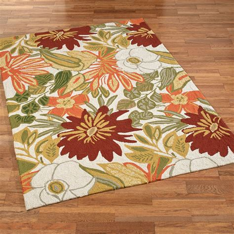 Bora Bora Tropical Indoor Outdoor Area Rugs Tropical Rugs