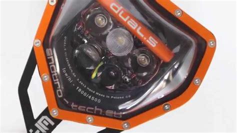 Ktm Led Light Enduro Tech Dual 5 Ktm Led Advanced Light