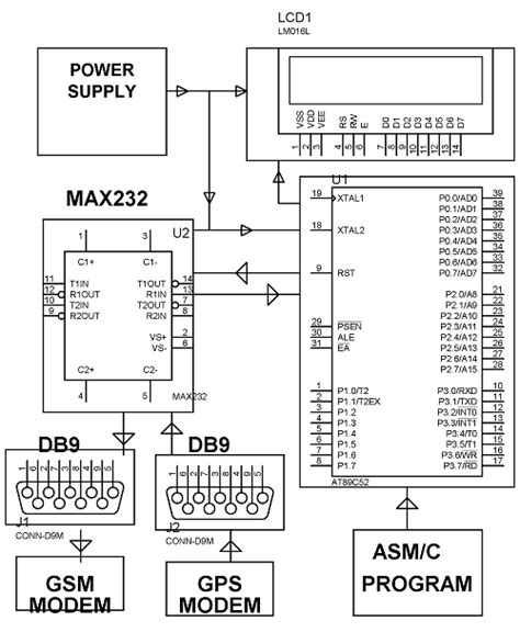 circuit diagram of solar tracking system using