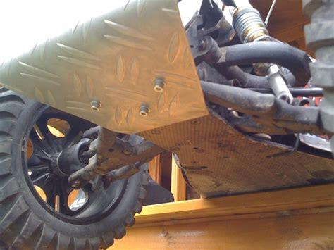 Alu Karosserie Lackieren by Sto 223 F 228 Nger Eigenbau Aus Alu Riffelblech Karosserie