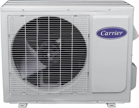 carrier comfort series air conditioner reviews carrier mfq173 17 000 btu single zone wall mount ductless