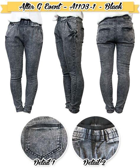 Celana Pria Levis Hitam Standar cuci gudang celana pria dan wanita made in korea good quality flat price