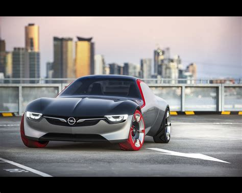 opel cars 2016 opel vauxhall gt concept 2016
