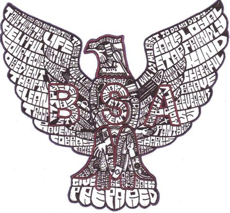 names of all eagle scouts eagle scout emblem by chow4life on deviantart