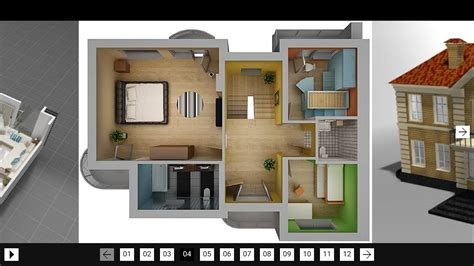 3d Model Home Classements D Appli Et Donn 233 Es De Store House Plans With 3d Interior Images