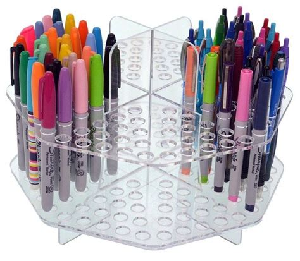 colored pencil storage en iyi 17 fikir colored pencil storage te