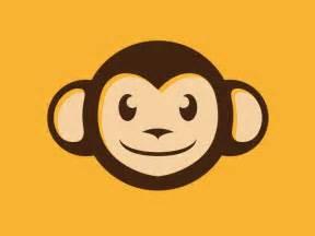 monkey logo by alberto bernabe dribbble