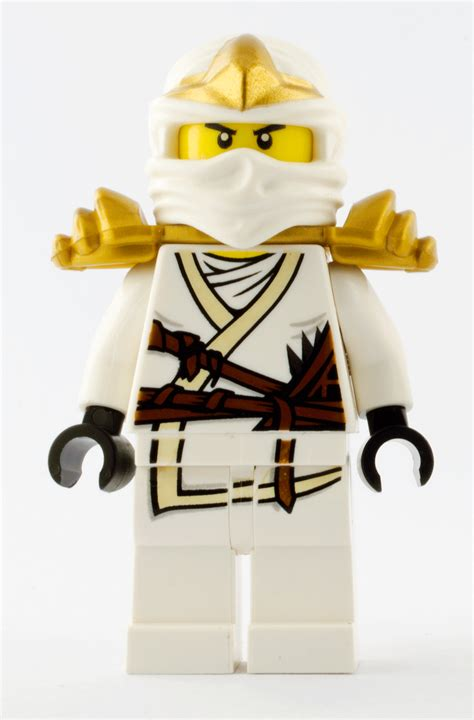 Lego Minifigure Zane Zx lego ninjago zane zx minifigure with armour and sword