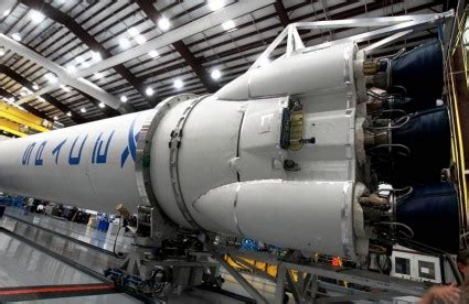 Lu Falcon americaspace exclusive with spacex safety panel