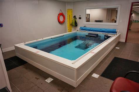 endless pool in basement dkhoi com