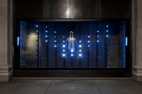 interactive home design nyc nike kinect interactive window display by staat best