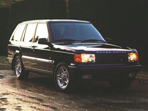 land rover 1997 1997 land rover range rover overview cars com