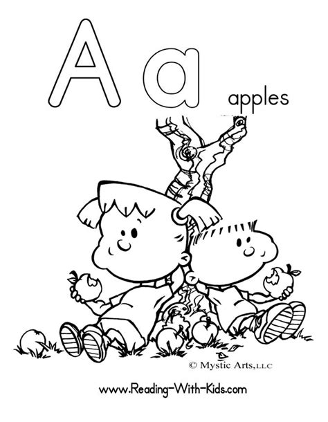 Alphabet Colouring Pages Alphabet Coloring Pages