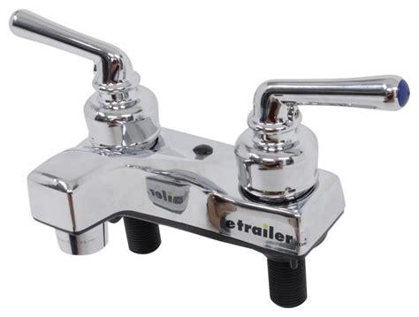 rv bathroom faucet phoenix faucets 4 quot dual handle rv bathroom faucet chrome