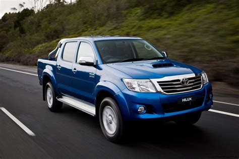 toyota car price 2012 toyota hilux pricing specifications gallery
