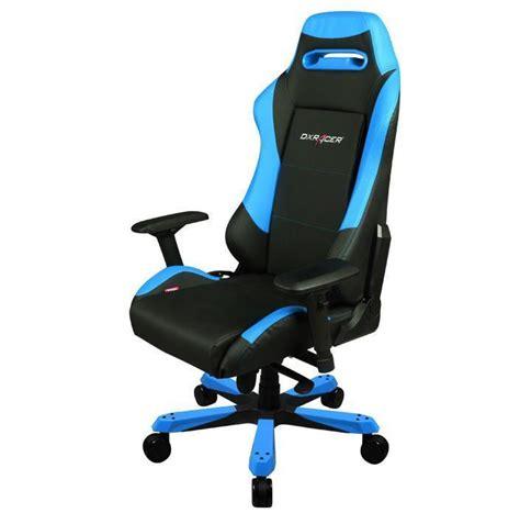 Kursi Gaming Dxracer Ohis166nr Black Iron Series buy dxracer iron series gaming chair black blue