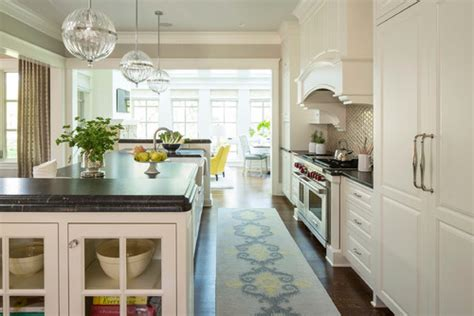 Kitchen Cabinets Langley by Color Spotlight Benjamin Moore Revere Pewter