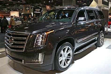 Cadillac Motors by Cadillac Escalade