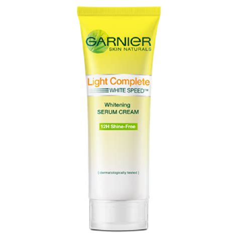 Garnier 20ml jual garnier light complete white speed day serum