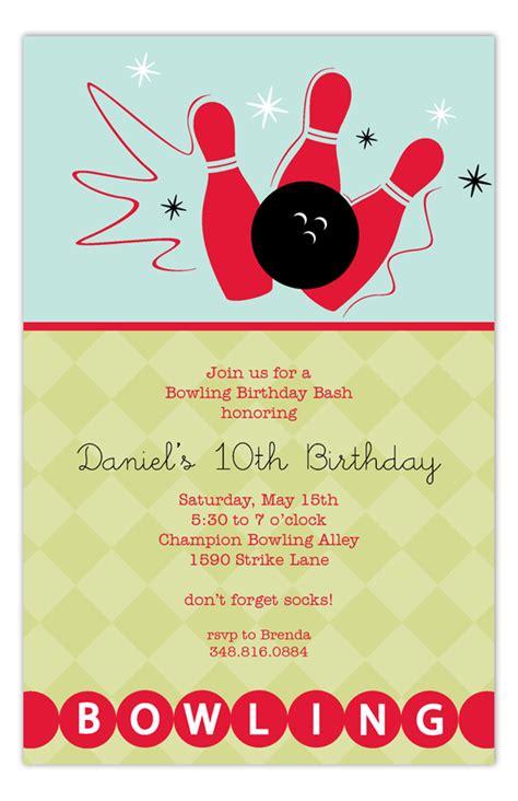 printable birthday cards bowling birthday bowling party invites polka dot invitations