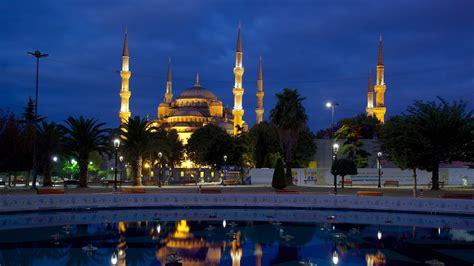 wallpaper islami gambar masjid terindah resolusi