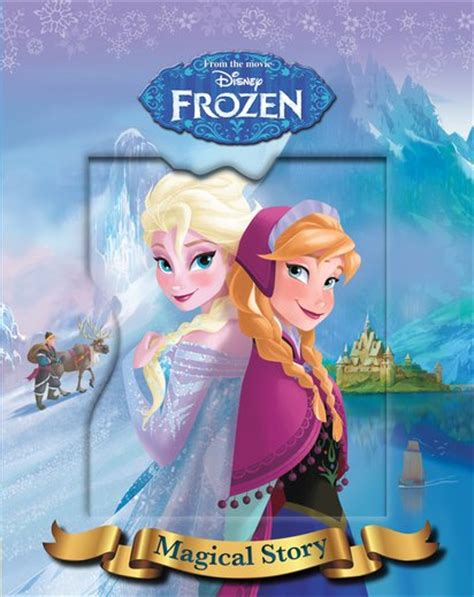 The Magic L Story by Disney Frozen Magical Story Scholastic Club