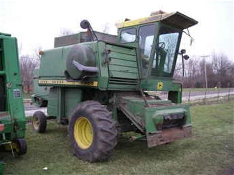 Used Farm Tractors For Sale John Deere 4400 Diesel