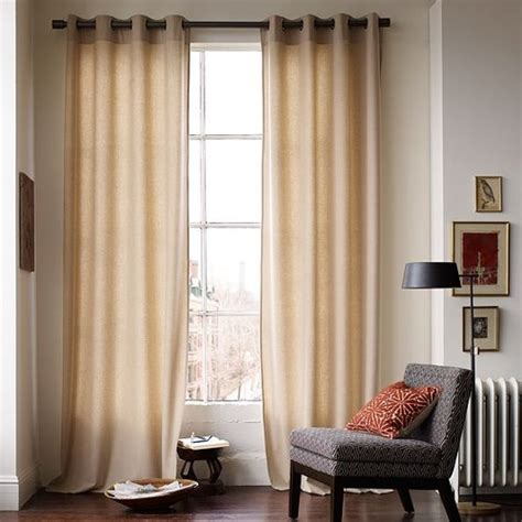 Contemporary Living Room Curtain Ideas