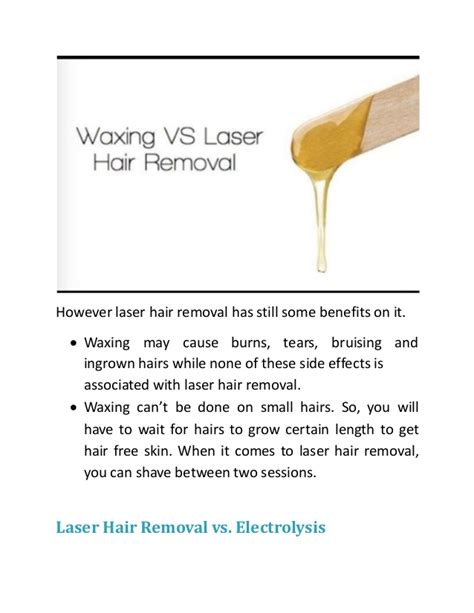 personal hair removal options why laser hair removal is better than other options