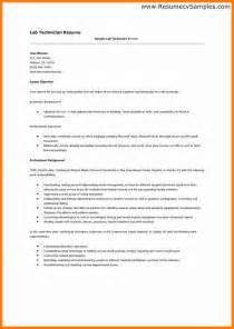 5 laboratory technician cover letter ledger paper