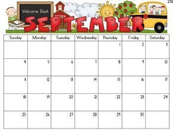 Calendar 2018 Editable Editable Monthly Calendars 2017 2018 By At